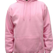 5001 Pink Classic Pullover Hoodies (Heavy Weight)
