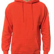 5108 Orange Classic Pullover Hoodies (Heavy Weight)