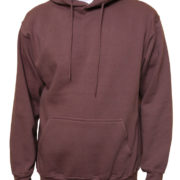 5108 Solid-Charcoal Classic Pullover Hoodies (Heavy Weight)
