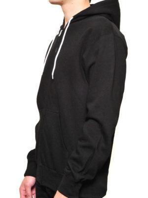5305 Black Ultra Full Zip Hoodie